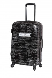 Valise femme Chantal Thomass From Paris with Love noir