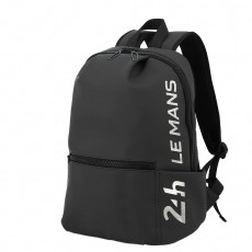 24H Le Mans - Performance sac à dos 44 cm noir - Classic backpack black